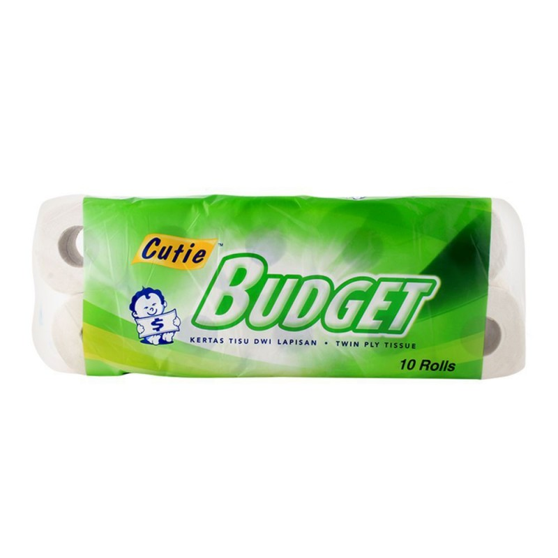 DAILY BUDGET 10ROLLS