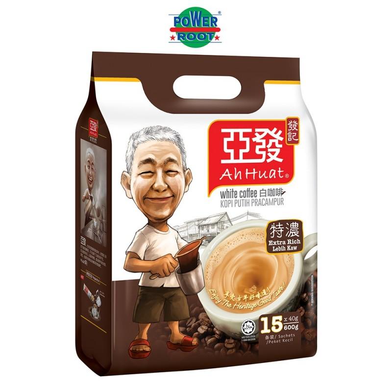 Ah Huat Coffee Extra Rich (40gx15s)