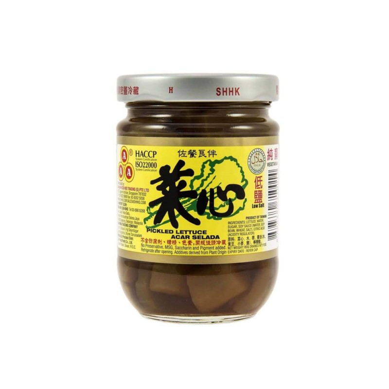 AAA Pickled Lettuce (180g)
