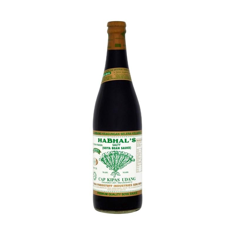 Cap Kipas Udang Soya Bean Sauce - Salty (645ml)