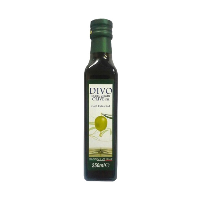 Divo Extra Virgin Olive Oil (Cold Extracted) (250ml)