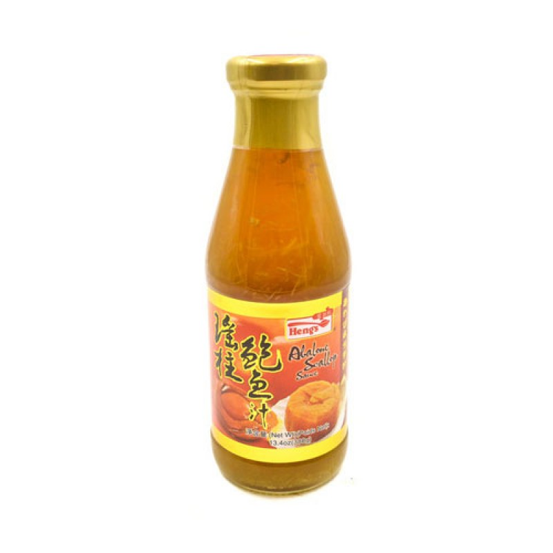 Heng's Abalone Scallop Sauce (380g)