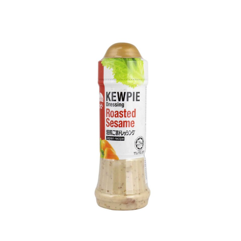 Kewpie Roasted Sesame Dressiong (210ml)