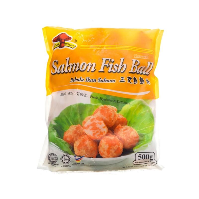 Mushroom Salmon Fish Ball (500g)