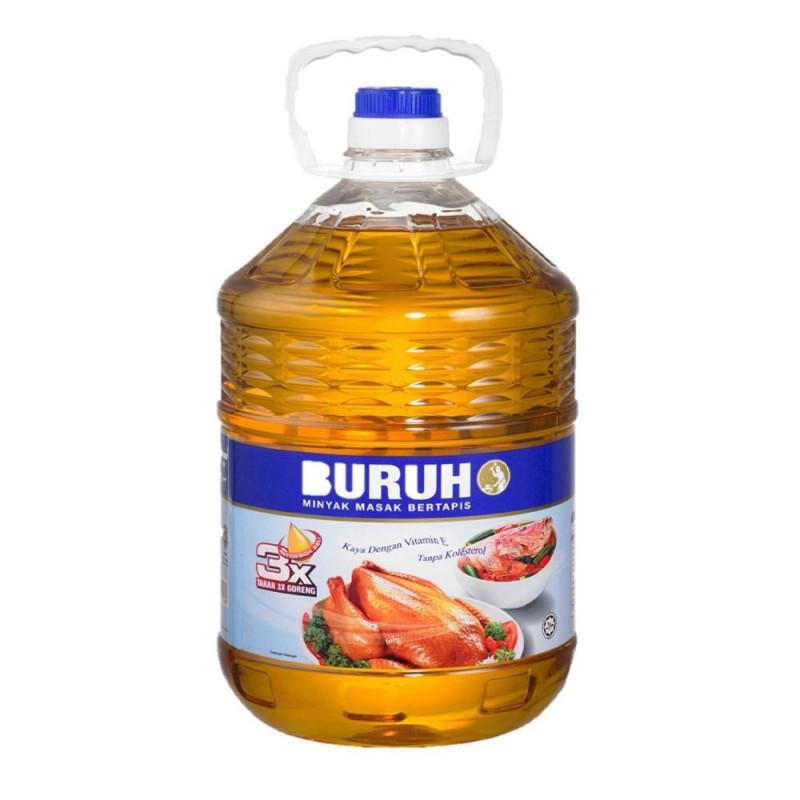 Buruh Cooking Oil (5kg)