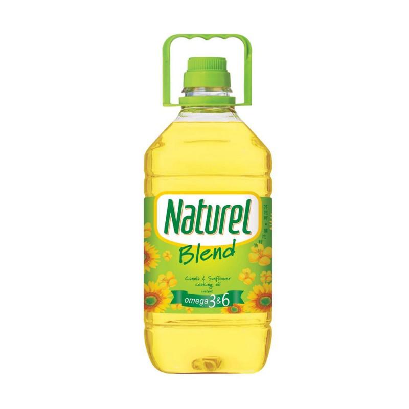 Naturel Blend Cooking Oil (3kg)