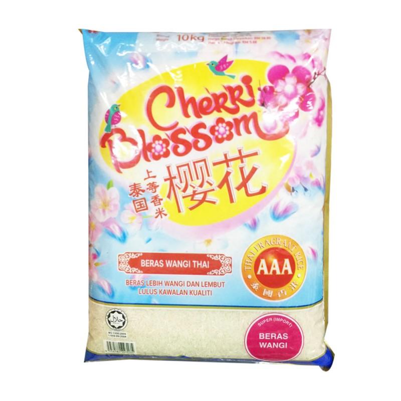Cherri Blossom Beras Wangi Thai (10kg)