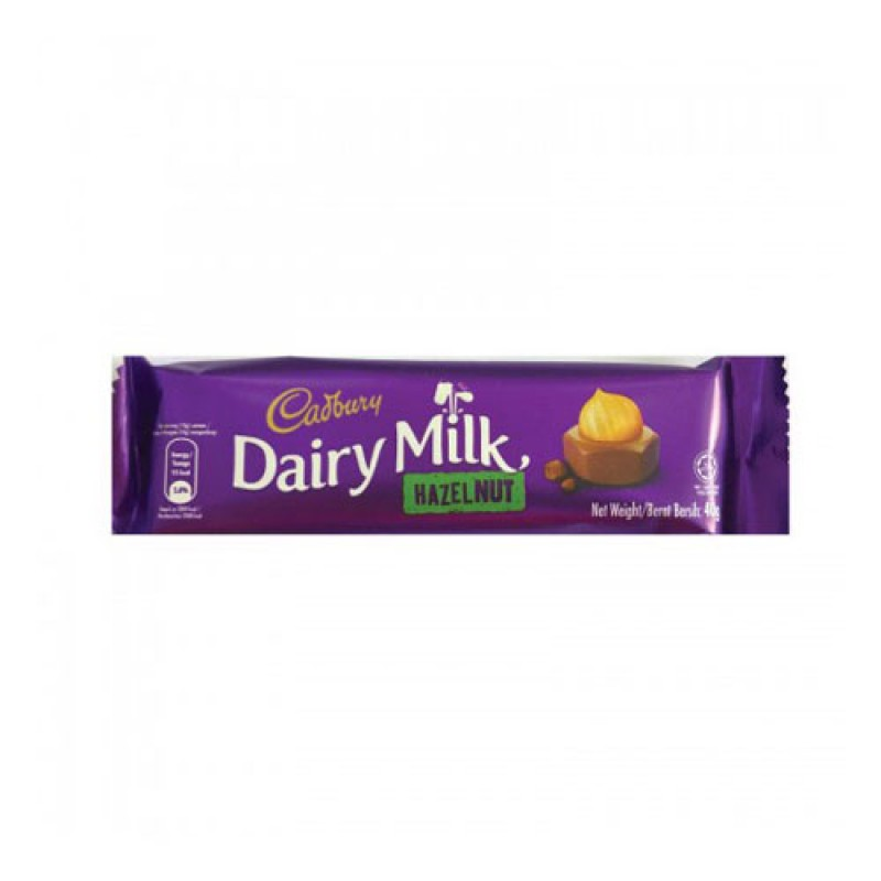 Cadburry Dairy Milk -Hazelnut (40g)